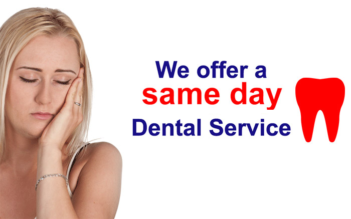 Dental Care Same Day
